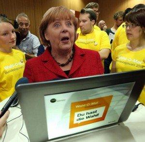 Anche i tedeschi nel loro piccolo si arrabbiano