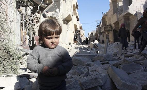 5 anni di menzogne e bufale sulla Siria demolite in pochi giorni