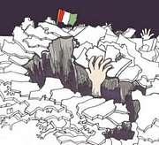 La crisi politica in un Paese a sovranità limitata
