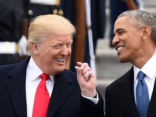 Trump interrompe la strategia di Obama?