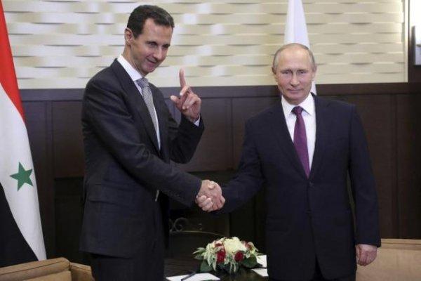 L'incontro Putin – Assad cementa la fine del dominio degli Stati Uniti in Medio Oriente