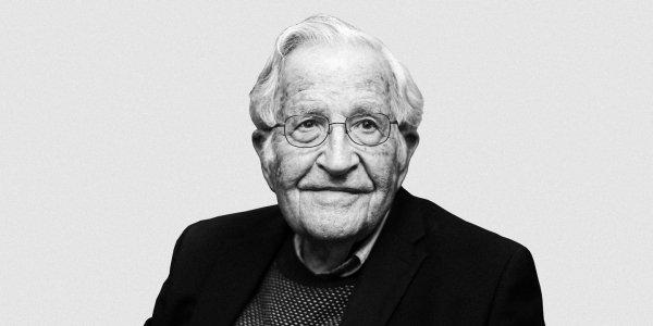 Noam Chomsky spiega l'ostilità degli Usa verso l'Iran
