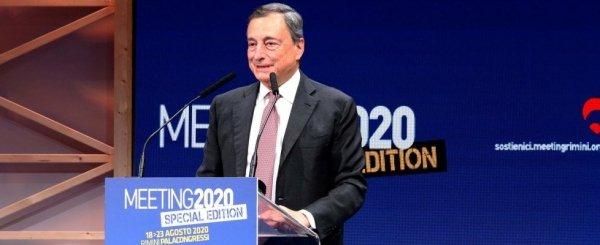 """Mario Draghi senza vergogna: da architetto dell'austerità a """"salvatore"""" dei giovani"""