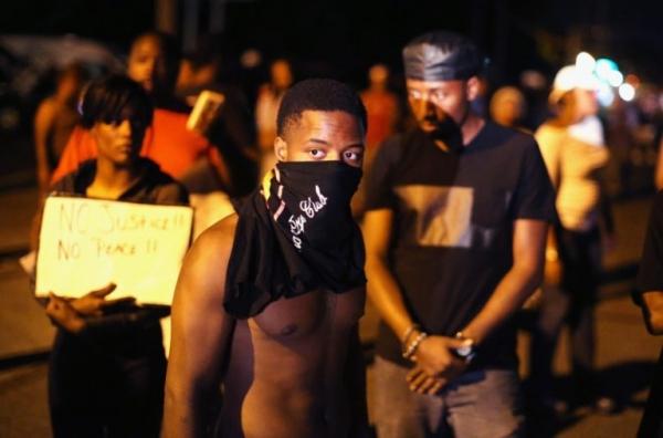 La violenza gratuita della polizia americana