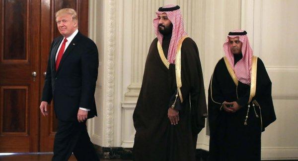Trump, la religione musulmana e l'Islam politico