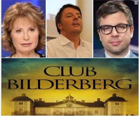 Le lunghe mani del gruppo Bilderberg