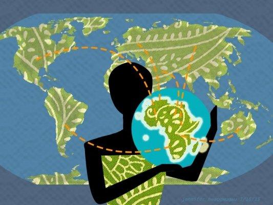 Un sogno: far uscire l'Africa dalla crisi e darle un destino africano. Contro il neoschiavismo pseudoumanitario