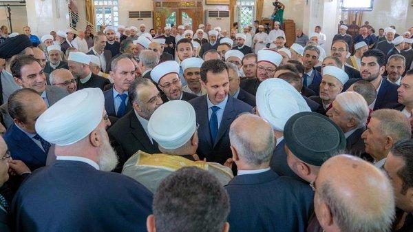 Siria: buon anno nuovo