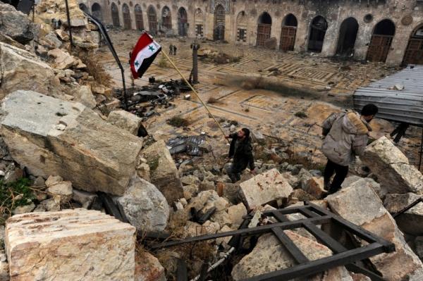 Quella su Aleppo è propaganda