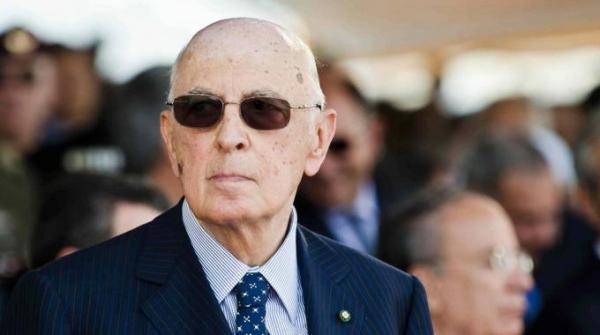 Giorgio Napolitano: purtroppo nessun tribunale lo giudicherà