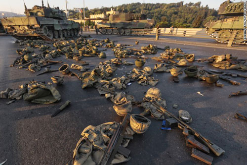 La Nato e il «golpe» turco