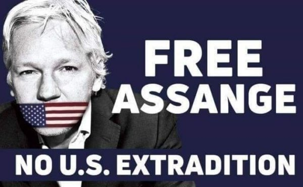 Il martirio di Julian Assange