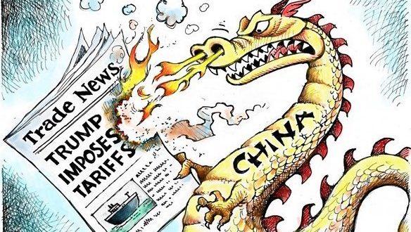 Nella guerra commerciale la Cina ha sganciato l'atomica ed ora non si torna più indietro
