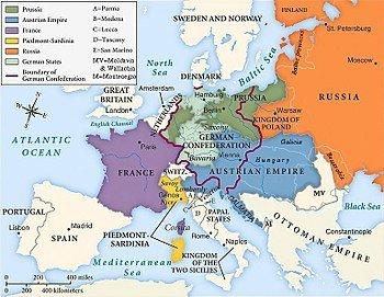 """Dal """"Concerto europeo"""" alla """"Guerra dei trent'anni"""" del 1914-45"""