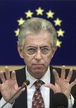 Mario Monti e la telefonata di George Soros