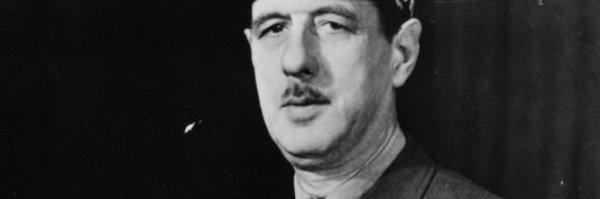 Charles de Gaulle, 50 anni dopo
