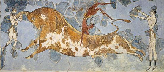 Il bue. Simbolismo e funzione sacra nei rituali ellenici