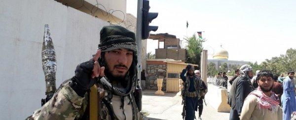 L'Afghanistan e il mondo libero