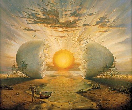 La teoria della panspermia sposta il problema dell'origine della vita, ma  non lo spiega