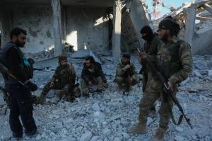 Ecco le bugie sulla guerra in Siria