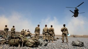Kabul addio, l'ipocrisia è finita