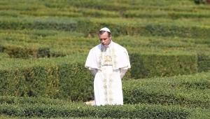 E' Re a dispetto del mondo, il Papa