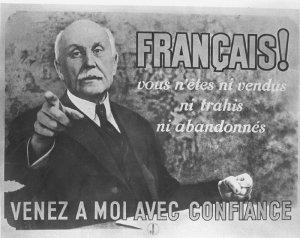 A Vichy il primo asse franco-tedesco