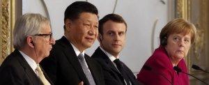 L'interesse Europeo o l'interesse Francese?
