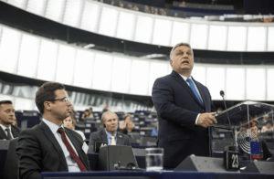 Cronache di Babilonia: l'Europa contro Ungheria