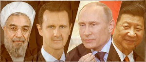 Se sono i cattivi a salvare la Siria, equilibri vecchi e nuovi sulla via della seta