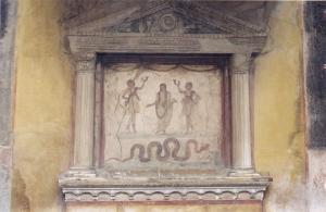 Sulle orme del Genius: il Mistero della Fondazione e della Roma Arcana