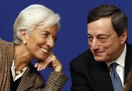 La coerenza e continuità della dinastia Draghi - Lagarde ai vertici della BCE