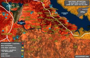 Russi, Siriani, Iraniani e la loro mossa del cavallo: qualche breve cenno su un piccolocapolavoro