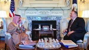 Pompeo cavaliere dell'Apocalisse, tranne a Riyadh