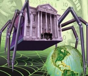 Il denaro ha in mano il destino del pianeta