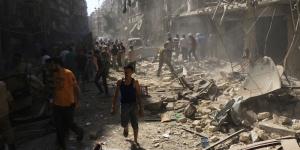 La criminale guerra contro la Siria