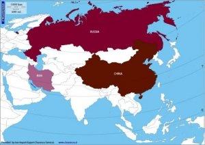 Come e perché Iran e Cina faranno imbestialire gli Stati Uniti su petrolio, gas e non solo