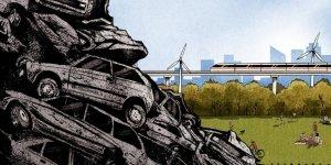 Carmageddon/Auto-Distruzione: Le Auto stanno uccidendo la vita nelle città