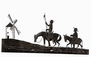 Don Chisciotte e il principe Myškin, i soli eroi buoni che tentano d'imitare Cristo