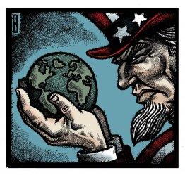 Terra contro mare: l'Occidente e la sfida tra gli imperi