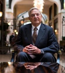 George Soros e la scommessa sul