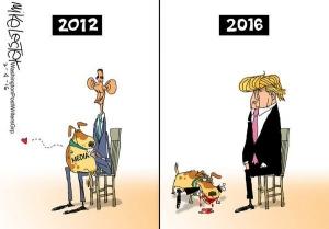 """Il presidente """"buono"""" e quello """"cattivo"""""""
