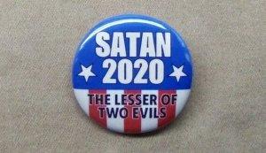 Come votare per Satana