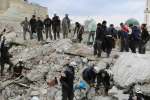 Siria: il caos americano sempre più incendiario