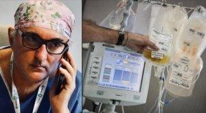 La cura con il plasma iperimmune funziona. Ma è 'gratis' e a Burioni non piace