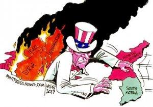 Aggiustamenti in Medio Oriente