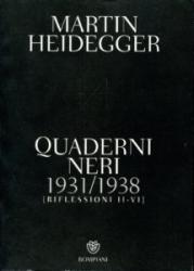 Heidegger e i Quaderni Neri