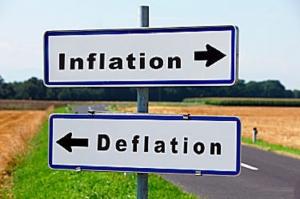 """""""Inflazione"""" e """"deflazione"""", due facce dello stesso bluff"""