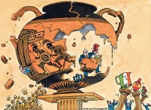 L'amara lezione del debito pubblico della Grecia