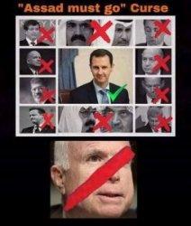 McCain lascerà presto questo mondo